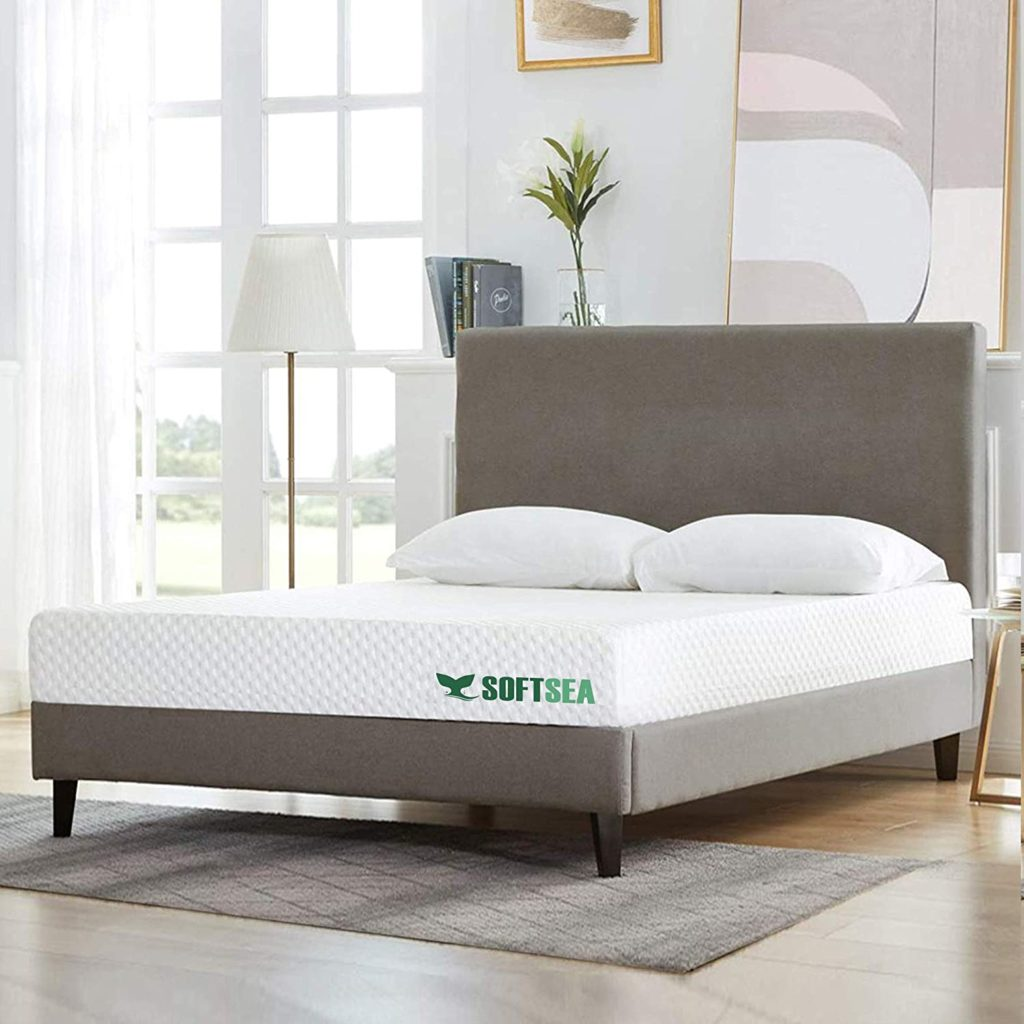 Softsea Gel Memory Foam Mattress Kingsize