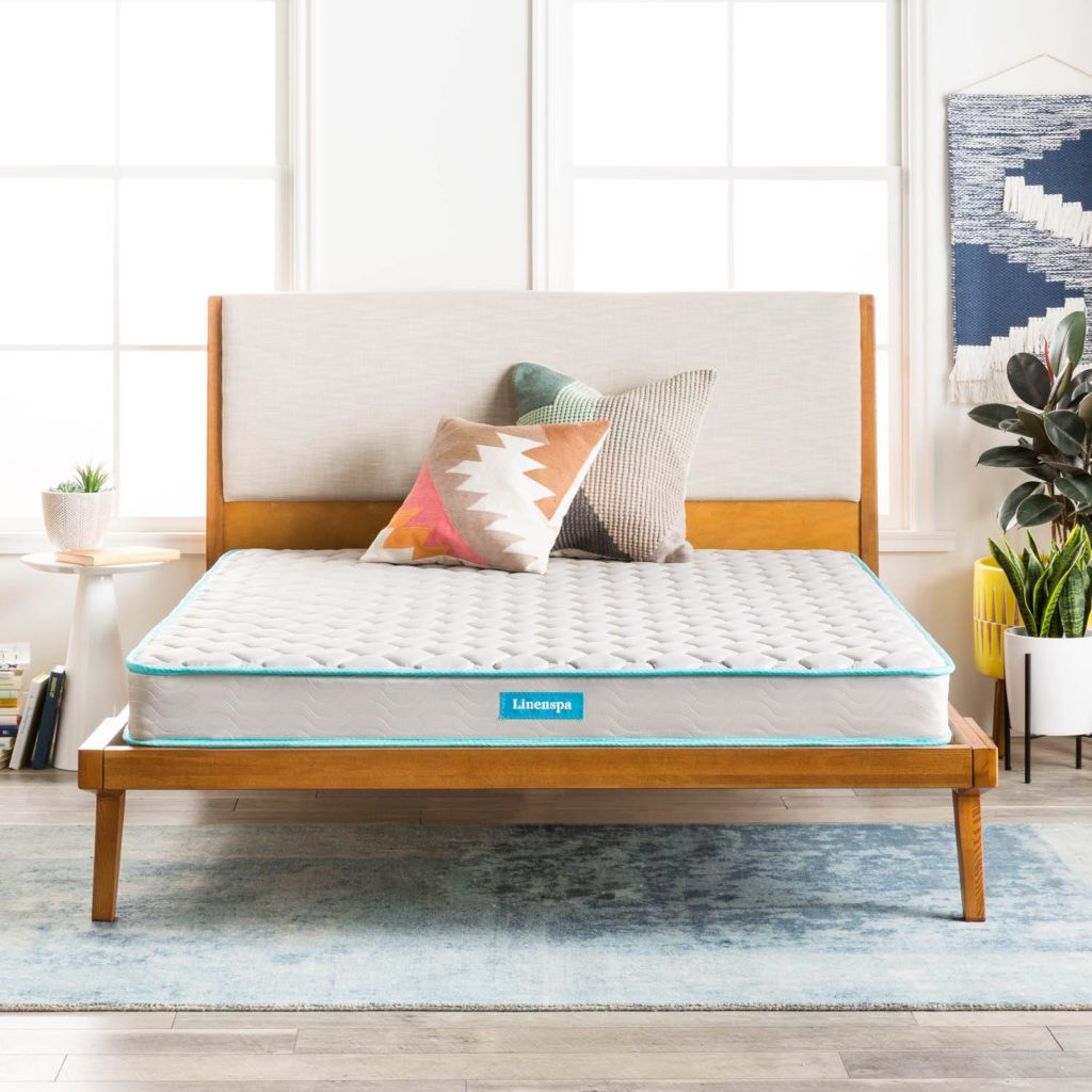 Linenspa Innerspring Mattress King Size