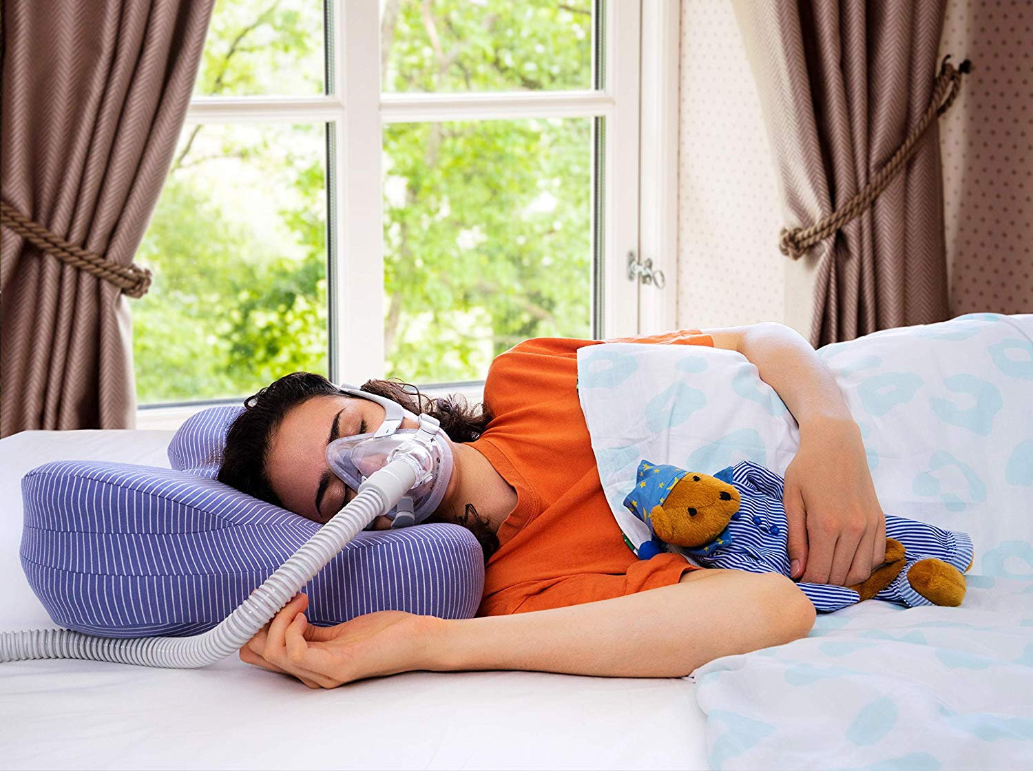 Best CPAP Pillow 2020 – Top 10 Brands & Buying Guide