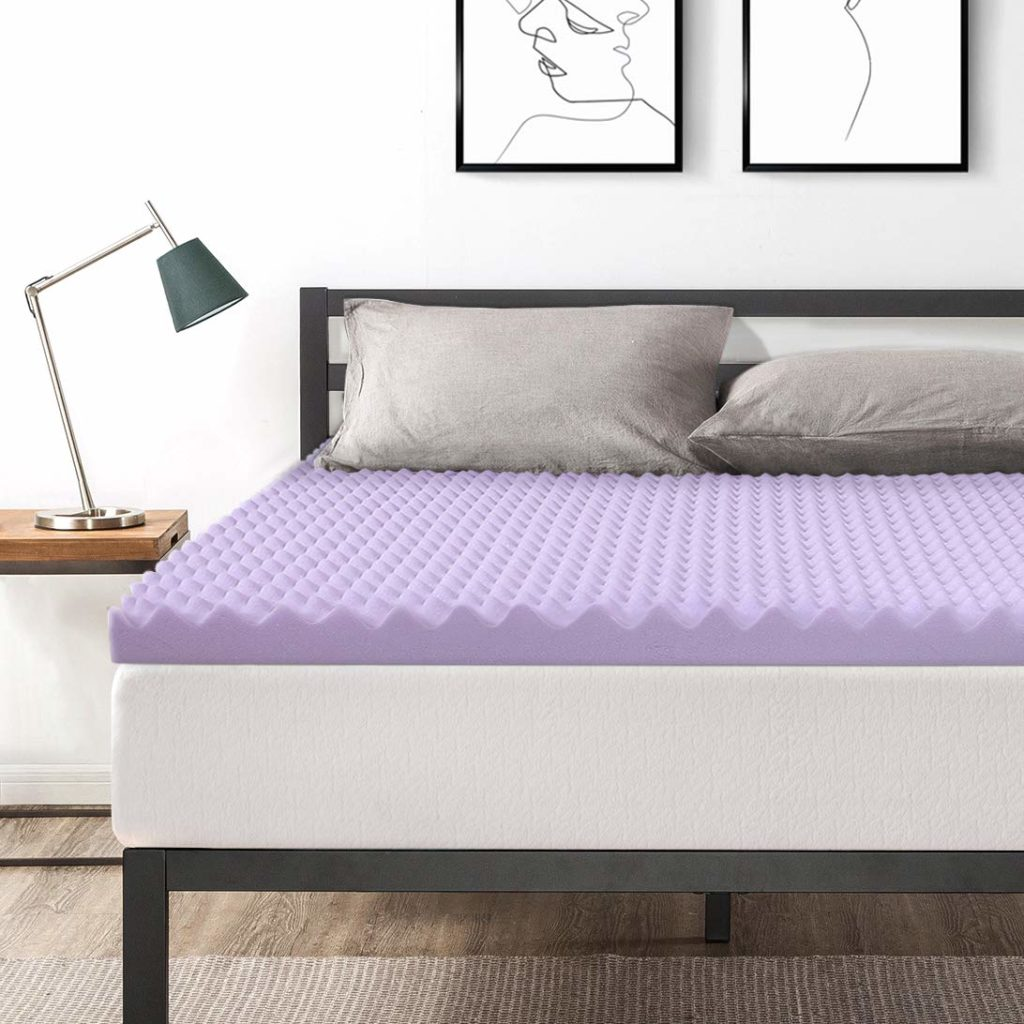 Best Egg Crate Mattress Topper 2020 - Review & Buying ...