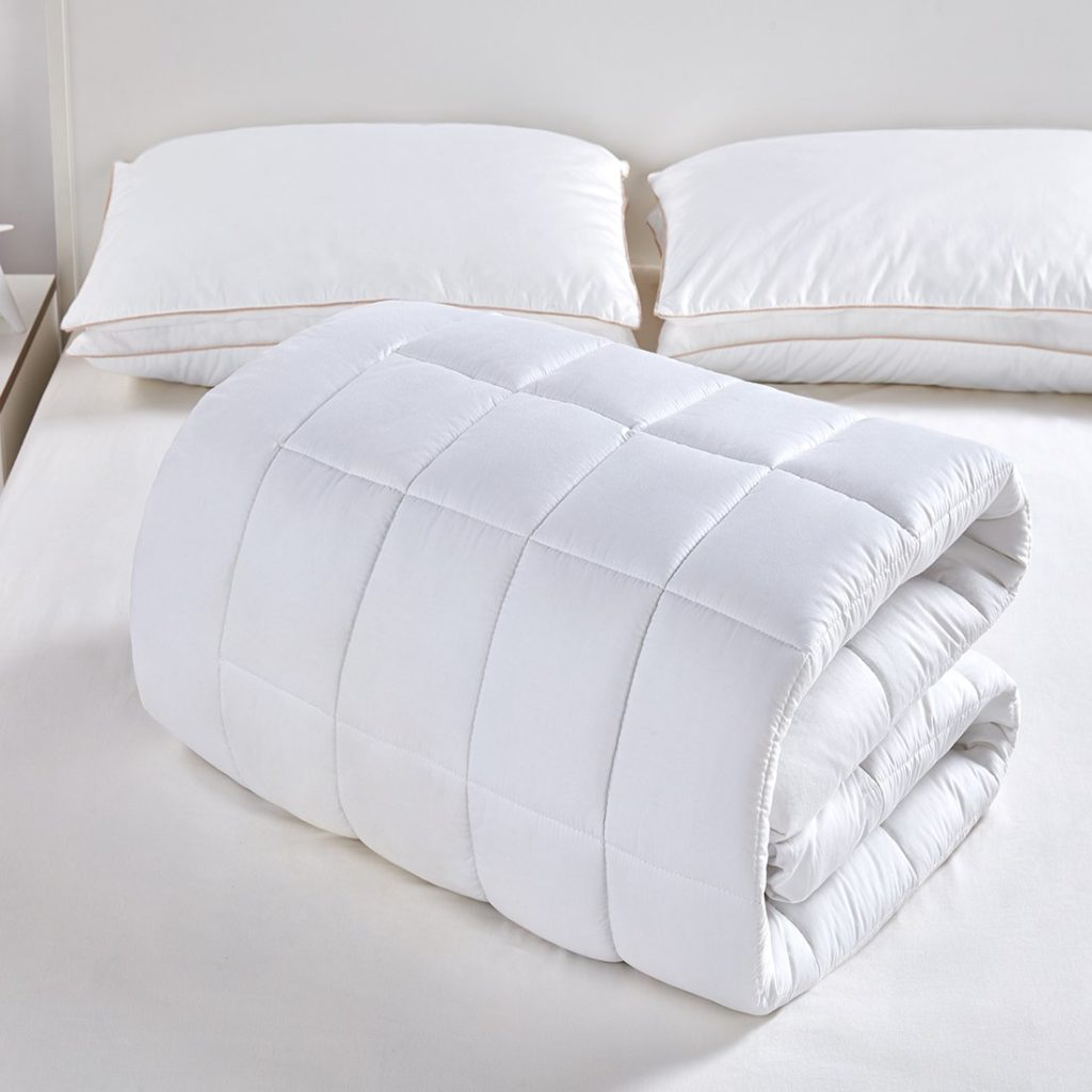 Oaskys Cooling Mattress Pad Thick As Topper