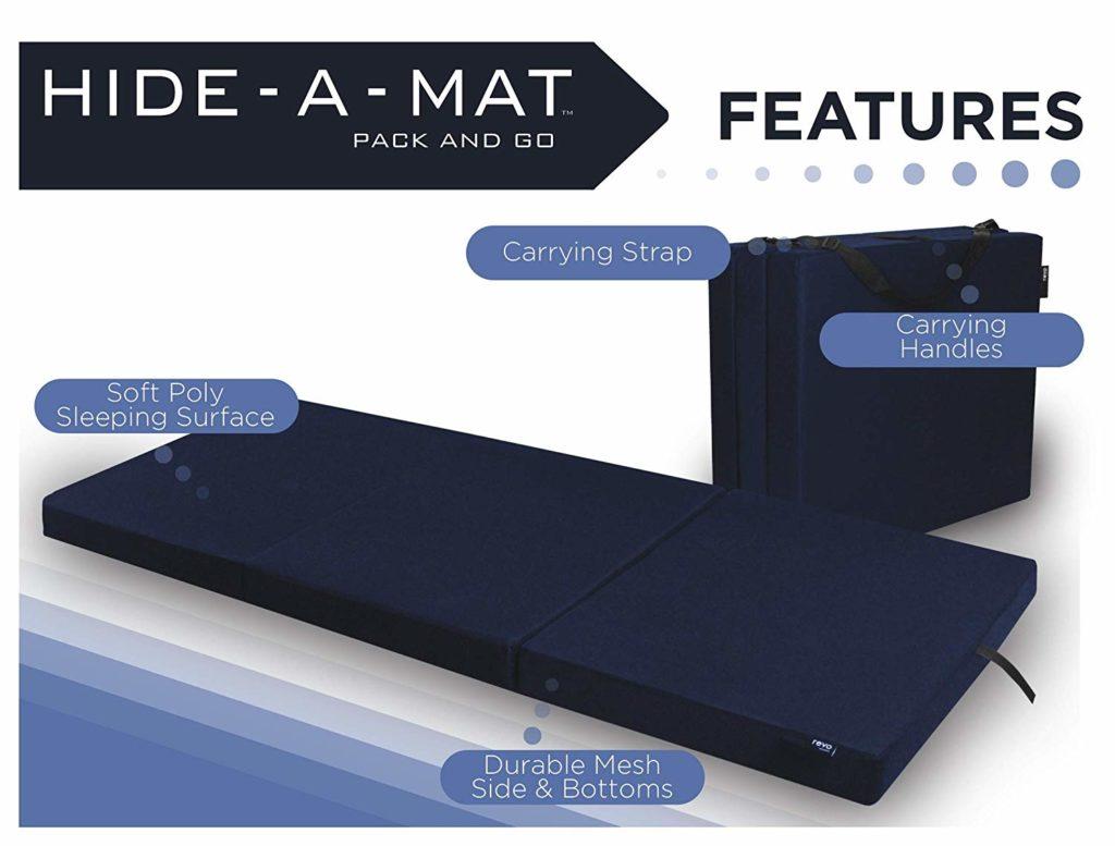 American Furniture Tri Fold Mattress for Single Bed