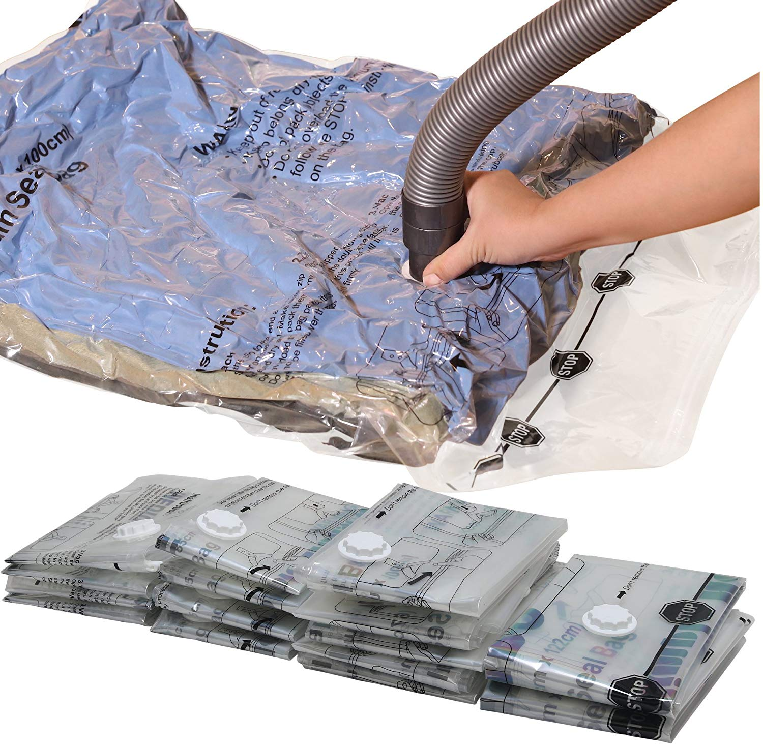 Best Mattress Vacuum Bag – Compress Mattress In Small Size