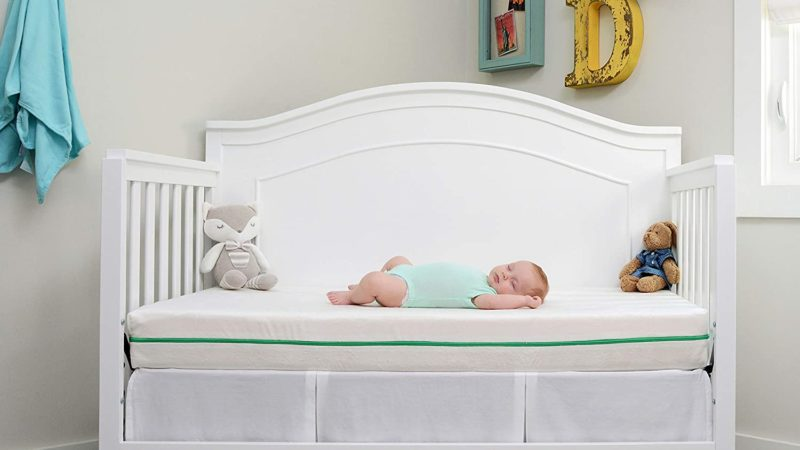 Best Portable Crib Mattress 2020 – Organic and Lightweight