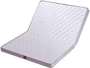 Mqing Foldable Mattress,Japanese Coir Two Fold Mattress