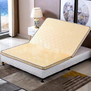 jhgsdh Tatami Floor Mat Sleeping, Natural Coir Mattress