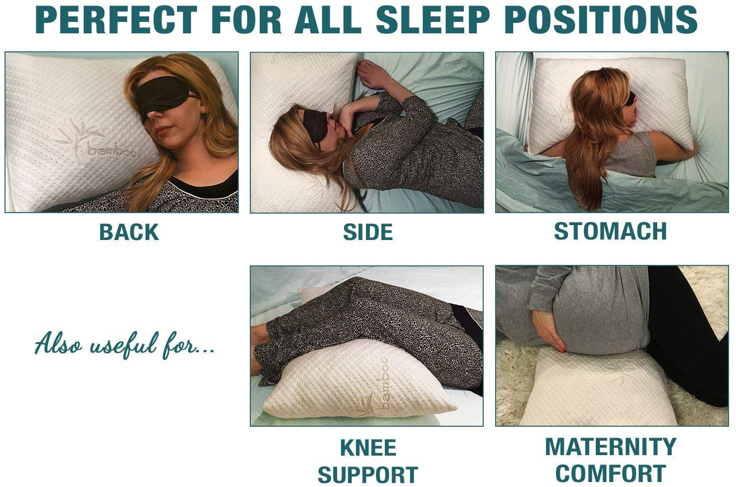 Best Bamboo Pillow 2020 – Price & Review