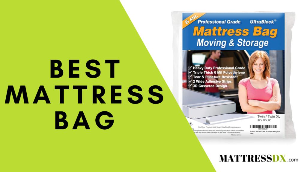 Best Mattress Storage Bag