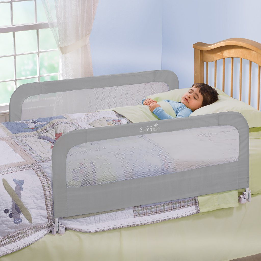 Double Safety Bed Rail by Summer Infant