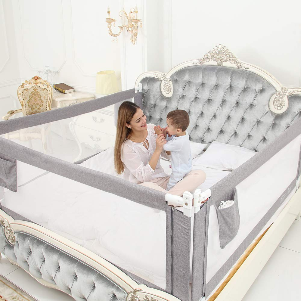 Bed Rails for Kids & Toddlers by SURPCOS