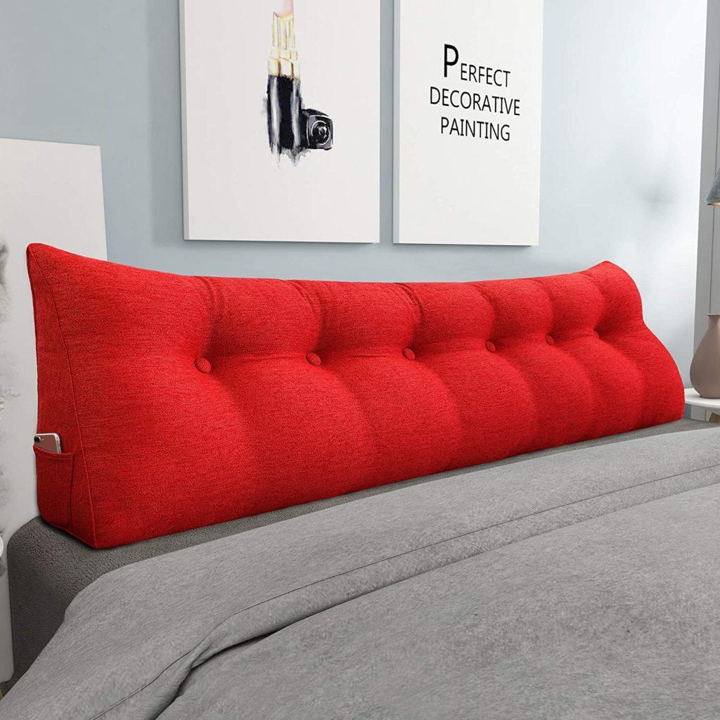 General Vercart Mattress Headboard Pillow