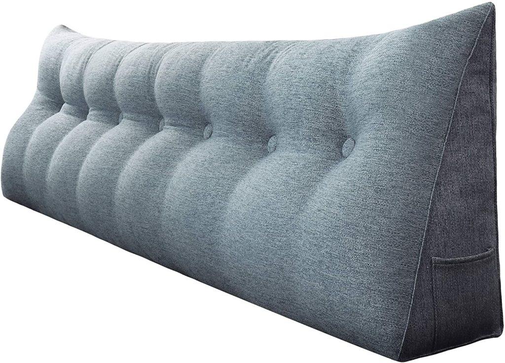Wowmax Bolster Big Headboard Pillow