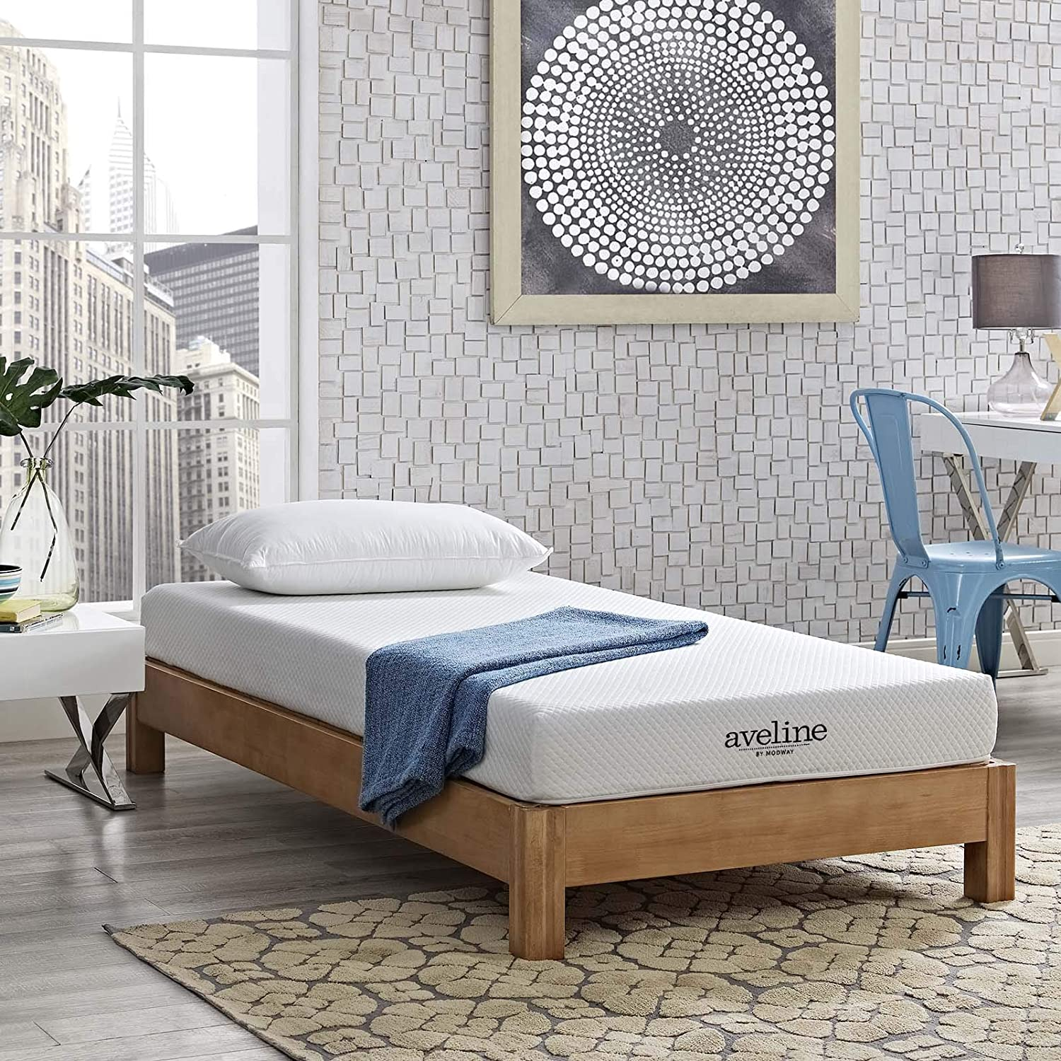 Narrow Twin Mattress - Best For Guest Daybed & Bunkbed ...