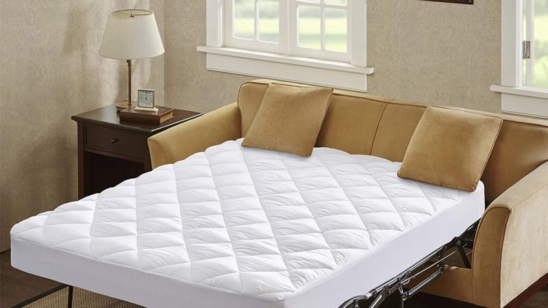 Sofa Bed Mattress Topper – Make Your Sofa Bed More Fluffy