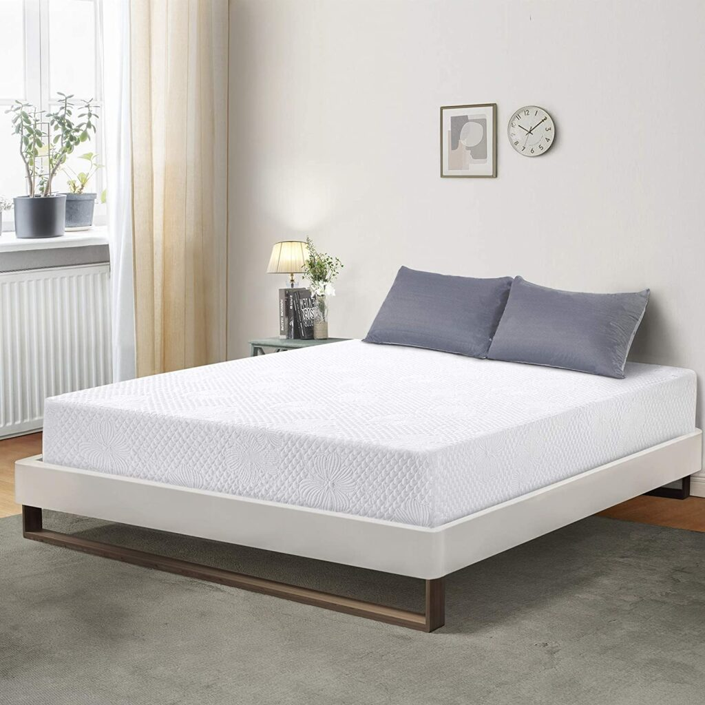 PrimaSleep 6 inch Smooth Top Foam Mattress