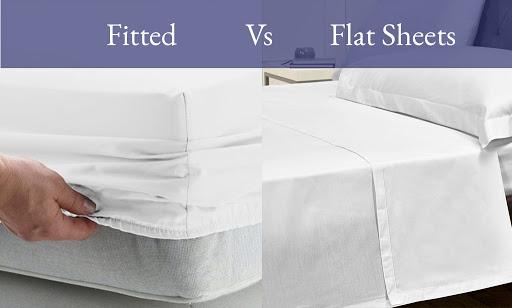 Flat Sheet Vs Fitted Sheet Which Is Better Mattressdx Com