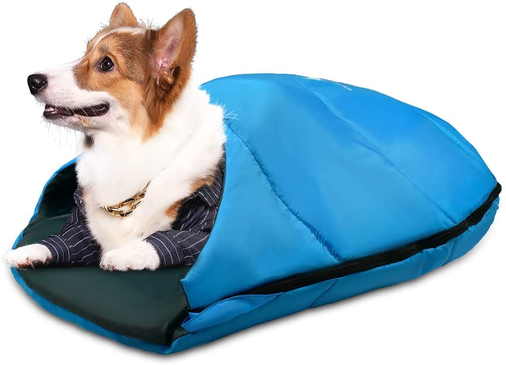 GEERTOP Durable Packable Pet Sleeping Bed