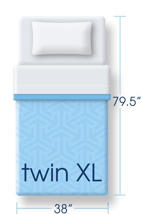 Size & Dimension Of Twin XL Mattress