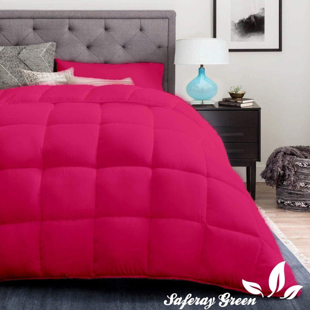 Saferay Green Machine Washable Comforter