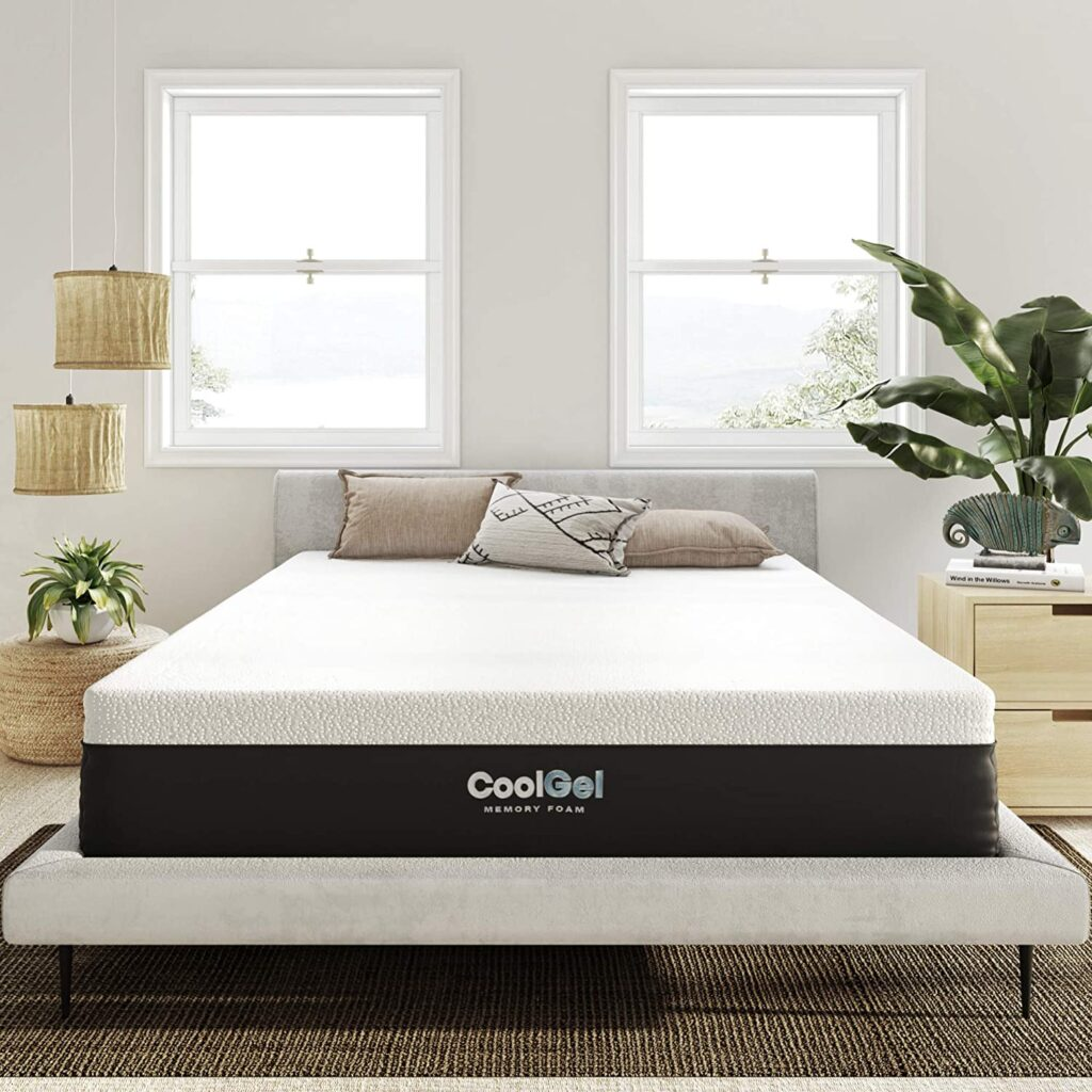 Classic Brands Cool Gel and Ventilated Memory Foam Twin XL .jpg