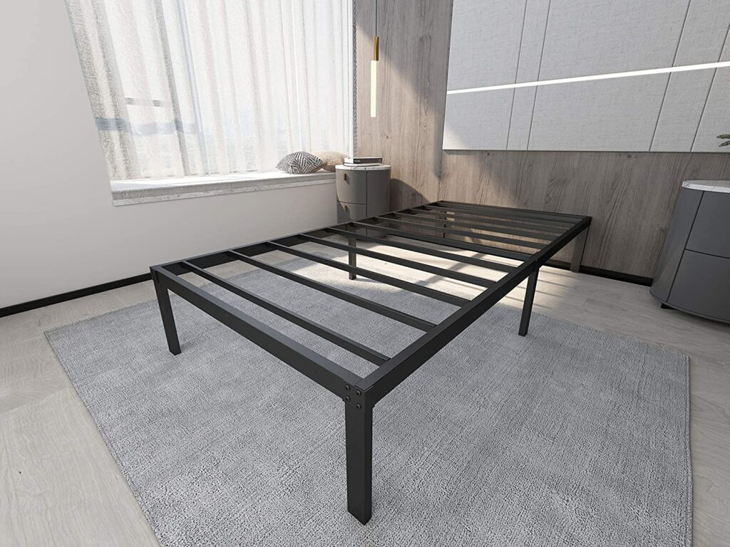Comasach Heavy Duty Twin XL Bed Frame