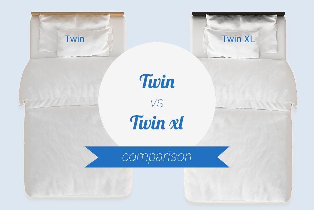 twin vs twin xl mattress