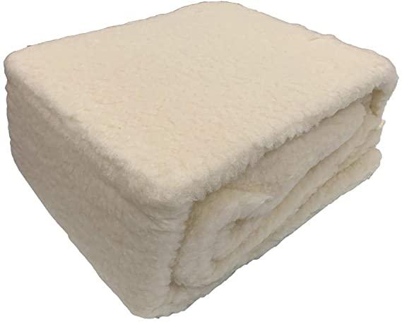 DOWN UNDER WOOL mattress pad King Size