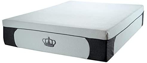 DynastyMattress Twin xl Gel Memory Foam Mattress