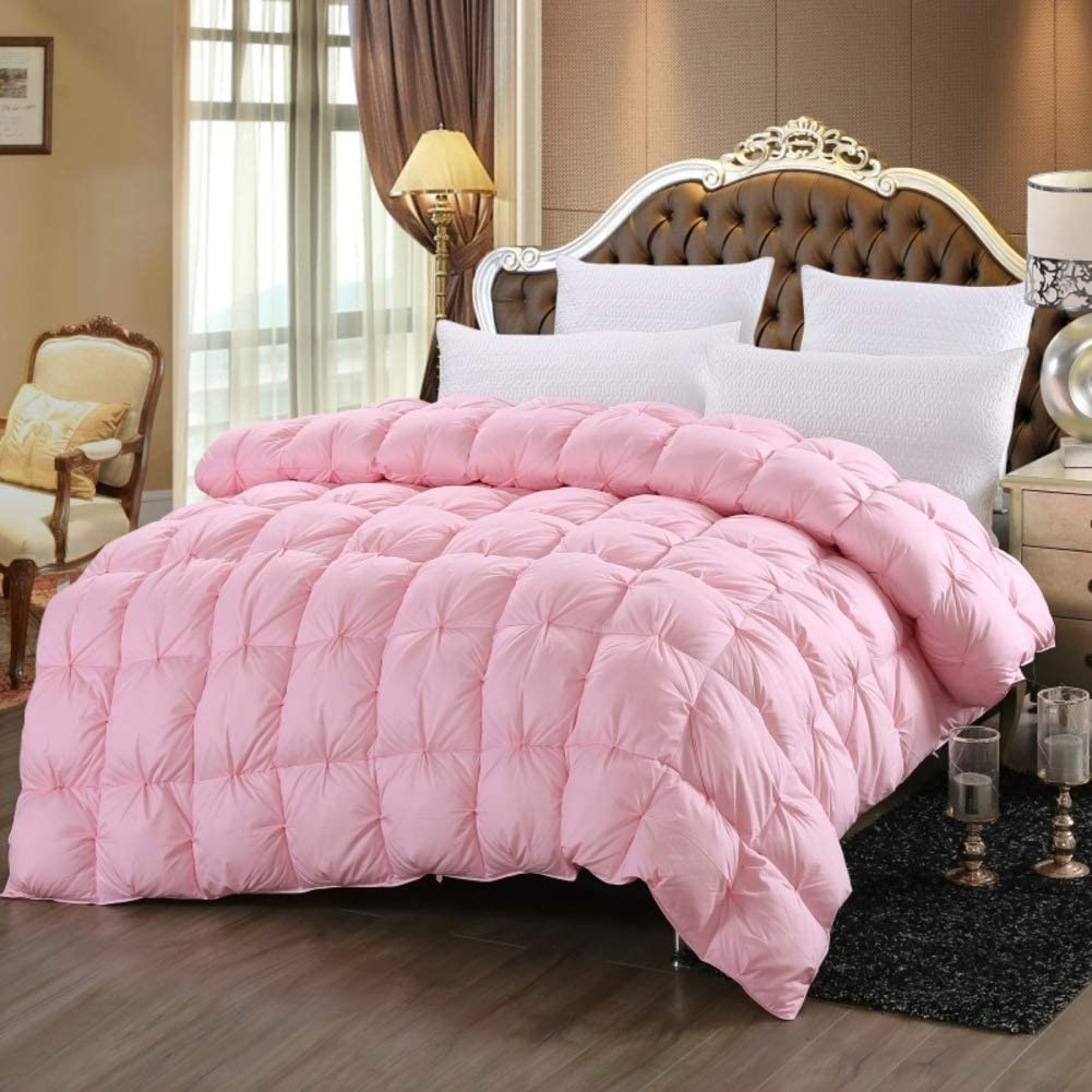GE&YOBBY Cotton Cover Lightweight Comforter For Winter