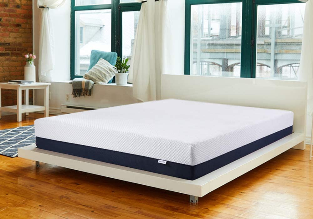 Inofia Twin XL Gel Infused Memory Foam Mattress