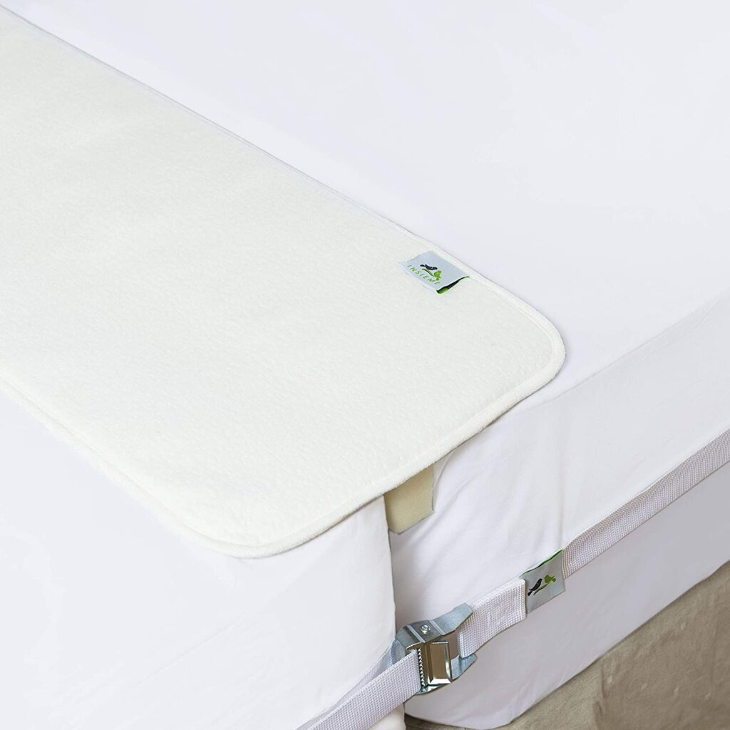 Insieme Bed Bridge Twin to King Converter Kit - Easily Combine Two Twin Beds into a King with This Extra Wide Mattress Connector