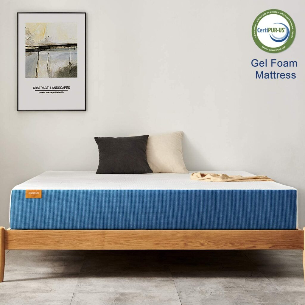 JINGXUN King Mattress Memory Foam - 179$