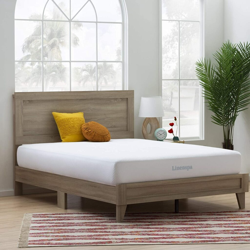 Linenspa organic cotton mattress protector