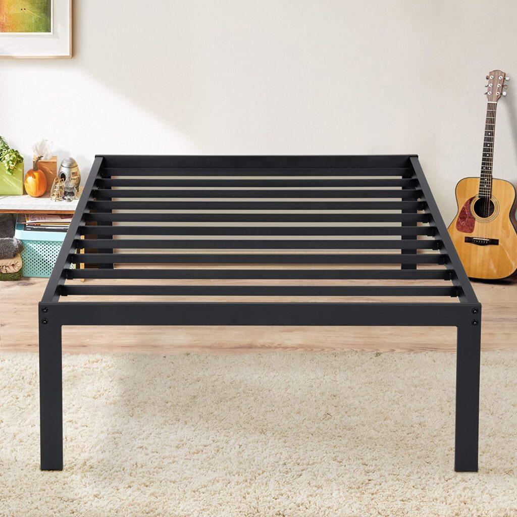 Olee Sleep Metal Steel Slate Bed Frame