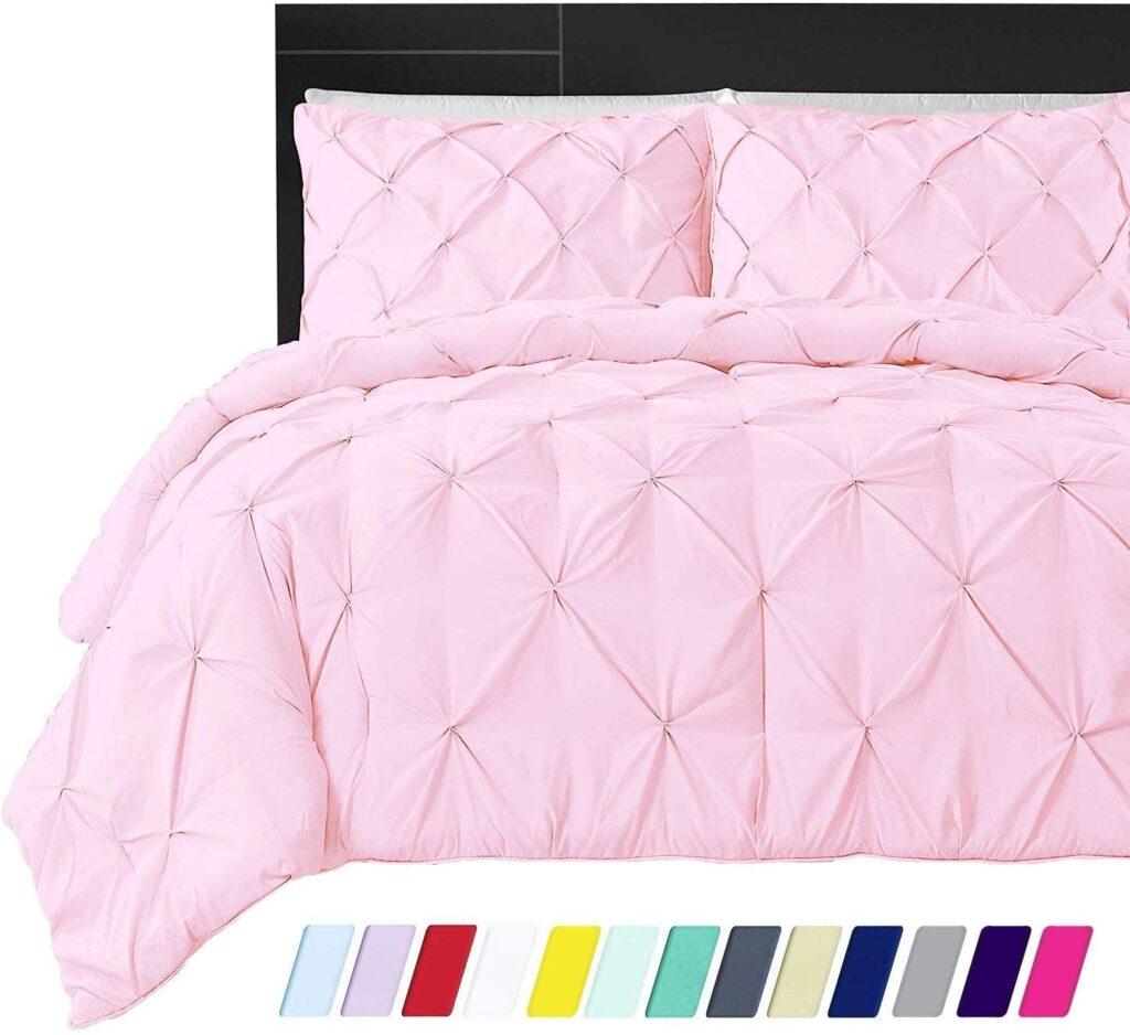 Opulence Bedding - Diamond Design Comforte