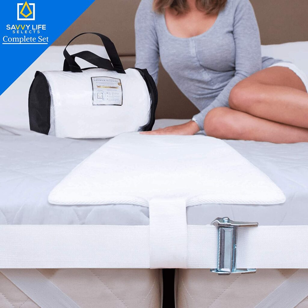 Savvy Life Selects Adjustable Mattress Connector