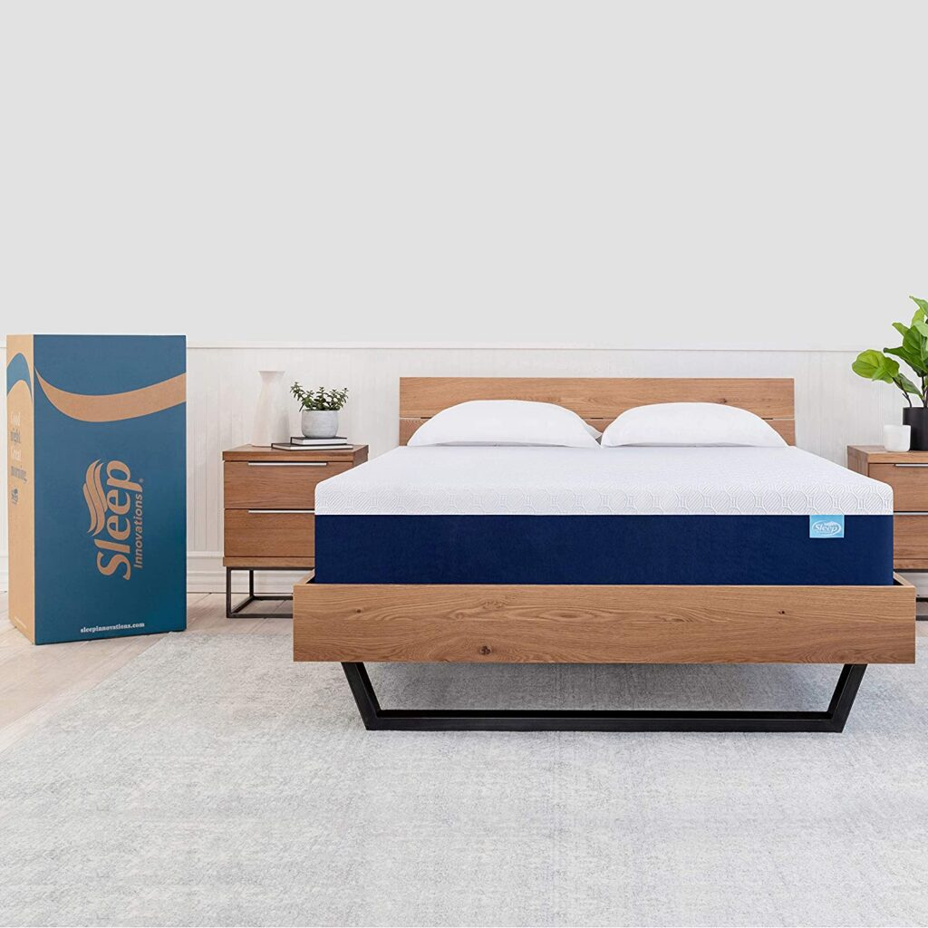 Sleep Innovations Mattress Bed in a Box