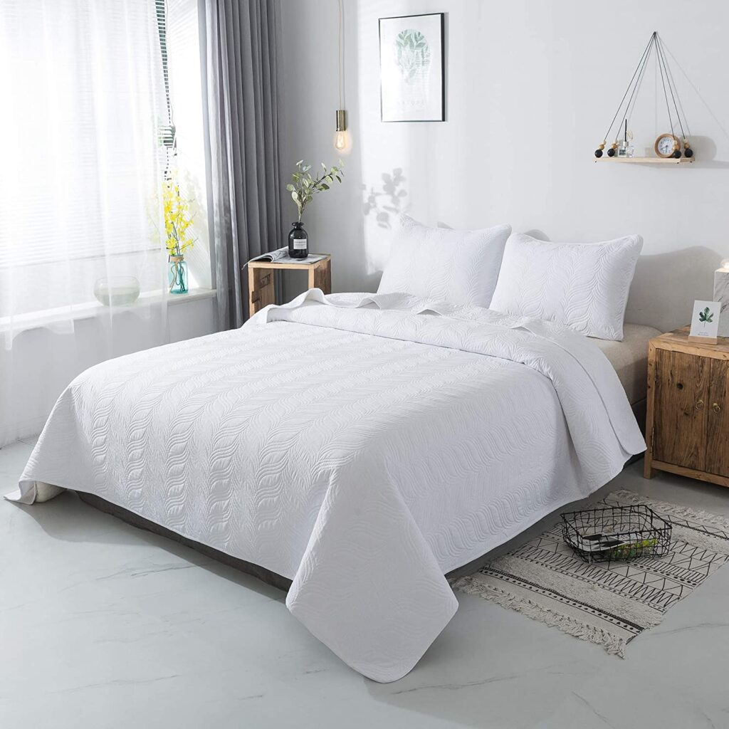 Sufuee Lightweight Twin xl Bedspread