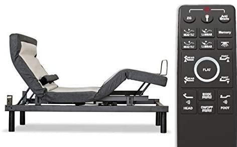 Sven & Son Platinum Twin XL Adjustable Bed Base