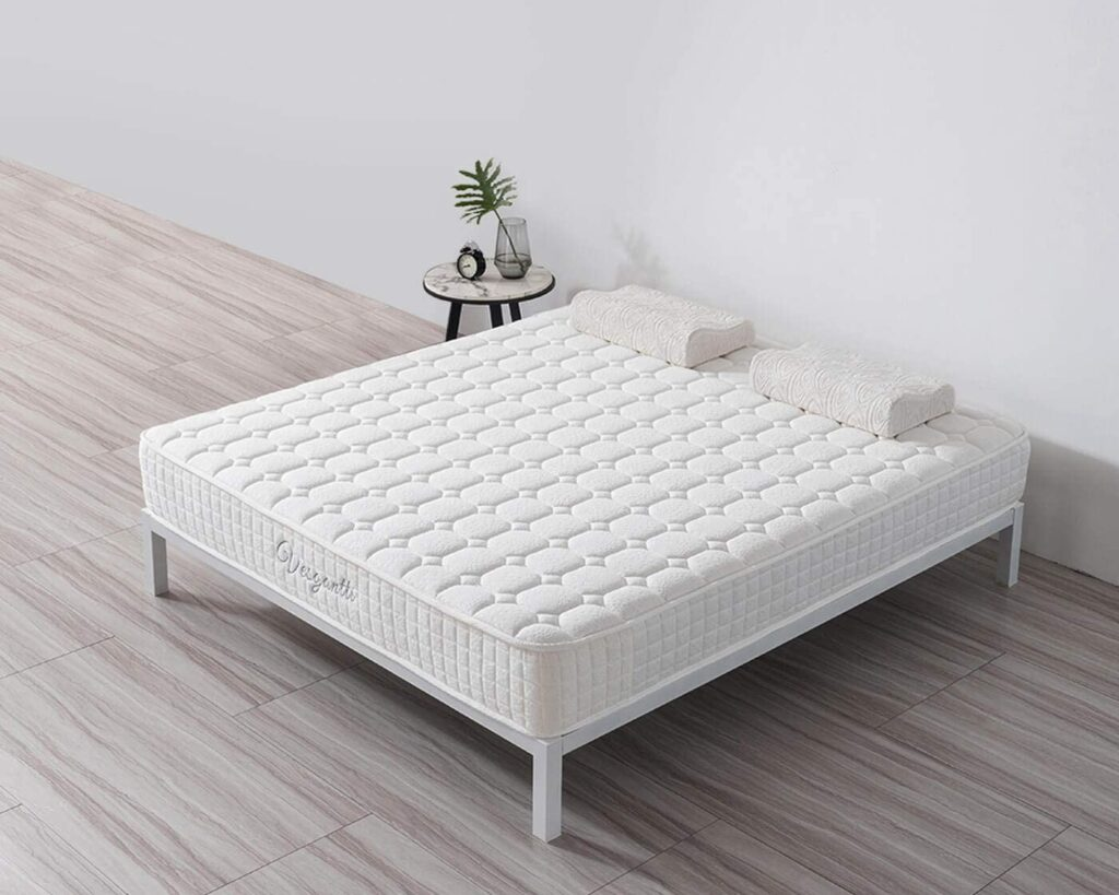 Vesgantti 9.4 Inch Twin XL Multilayer Hybrid Mattress,