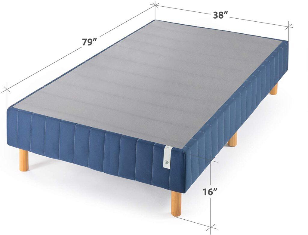 Zinus Justina Standing Platform Bed Frame