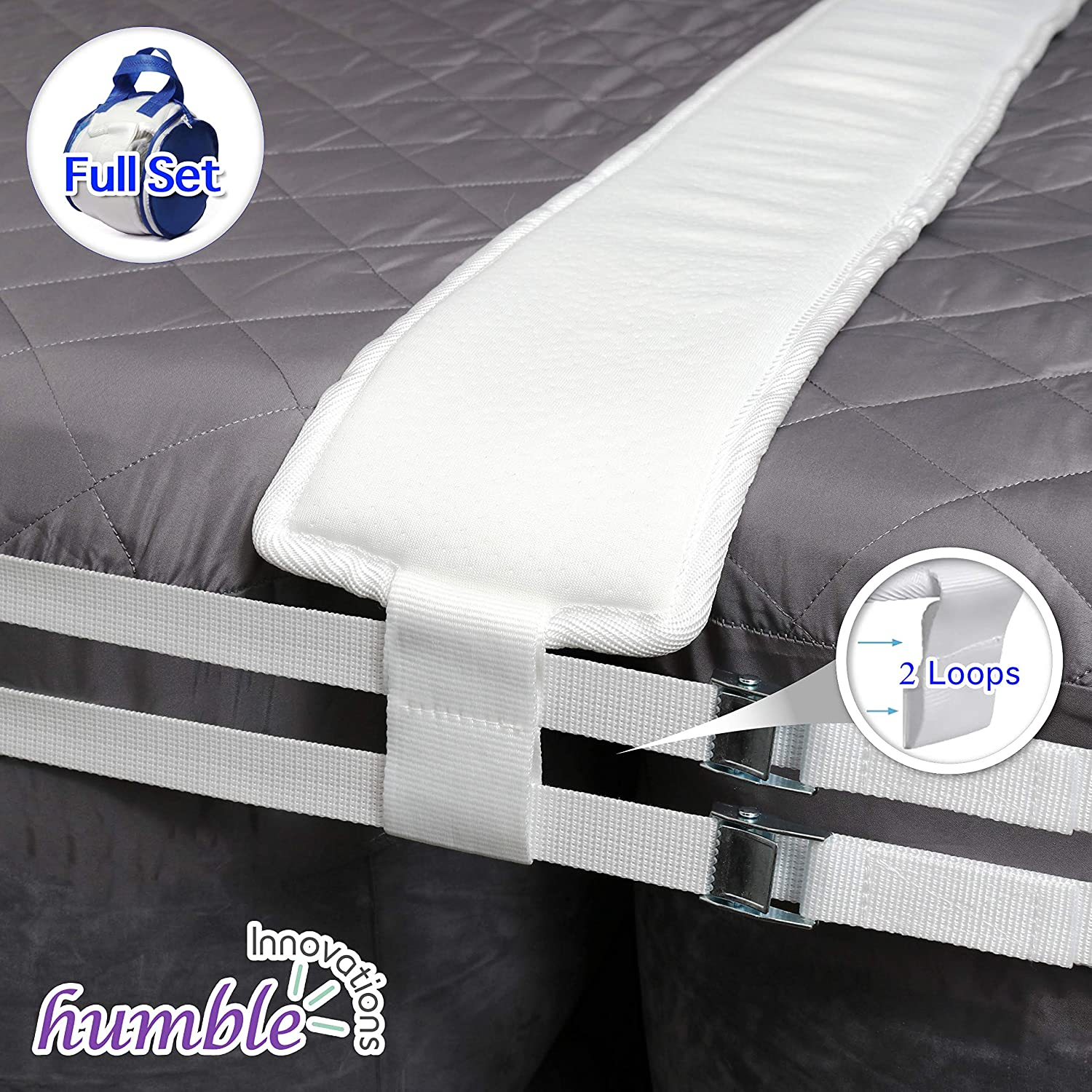 humble Innovations Bed Bridge Twin to King Converter