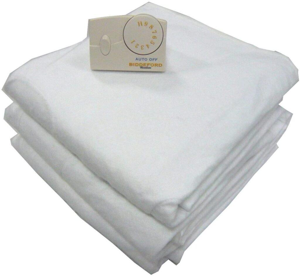 Biddeford Blankets Heated Mattress Pad For California King