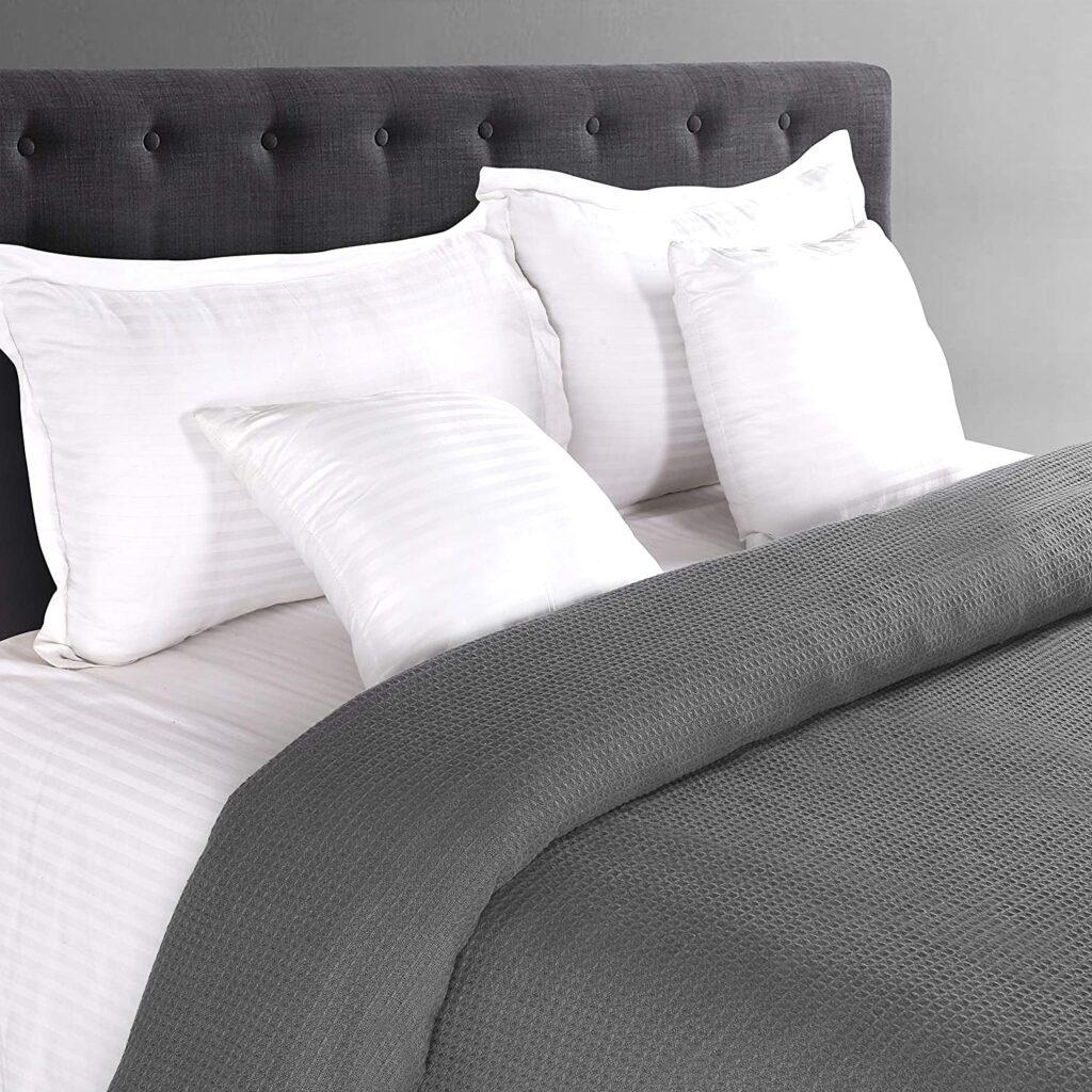 Glamburg Breathable Cotton Thermal Blanket