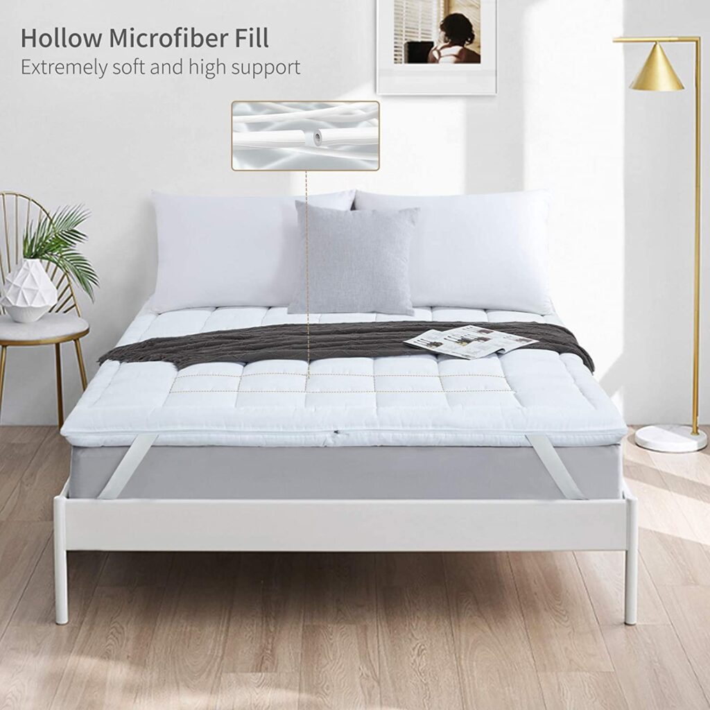 Hombys Extra Thick Mattress Topper