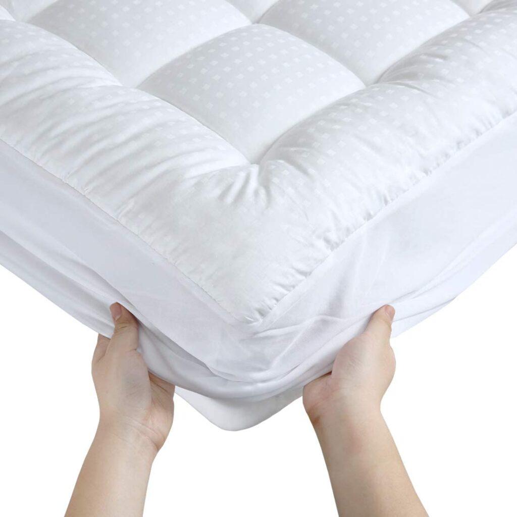 Ingalik Full Size Cotton Mattress Topper