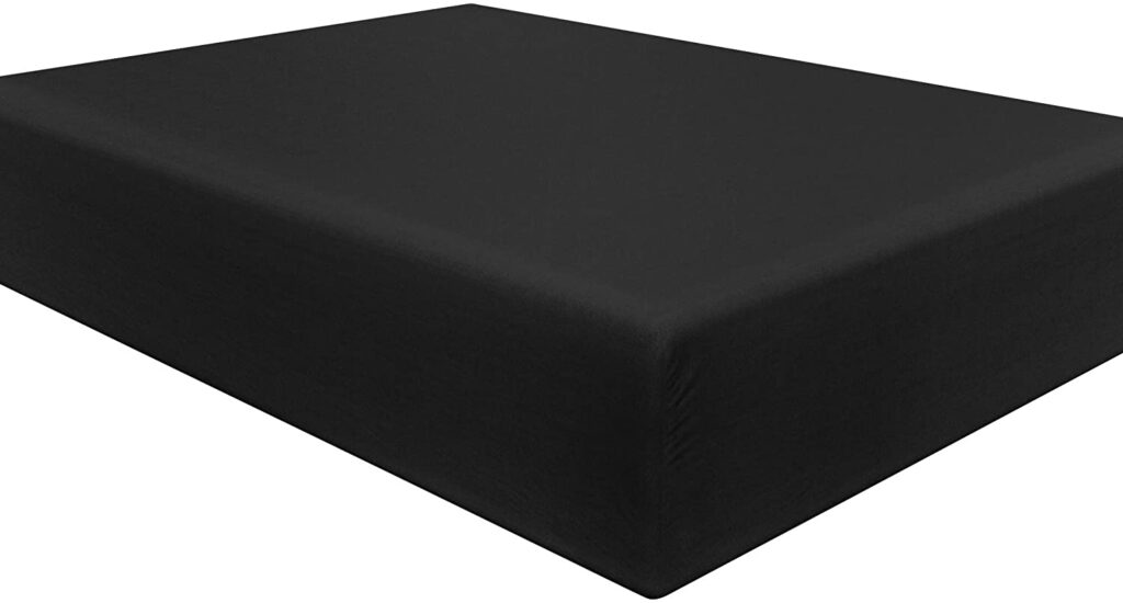 NTBAY Microfiber King Fitted Sheet