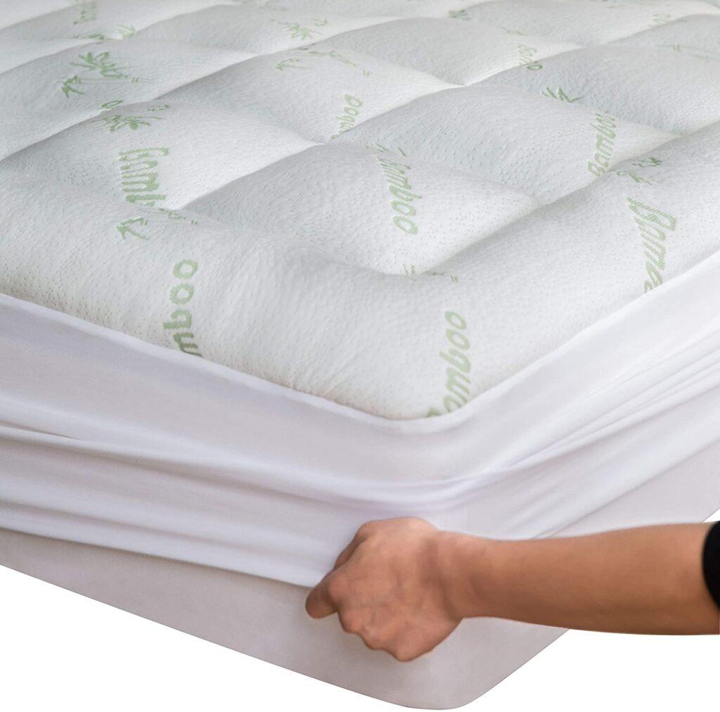 Niagara Sleep Solution Store Bamboo Mattress Pad