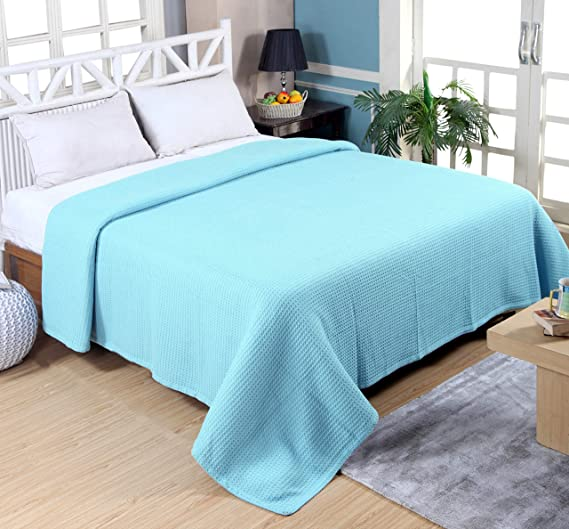 Tex Trend 100% Cotton Thermal Blanket