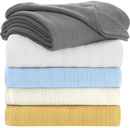 TreeWool Soft Cotton Premium Blanket